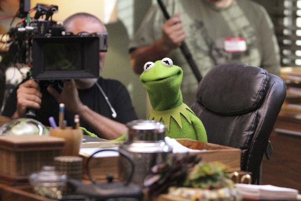 The Muppets/ Twitter Kermit the Frog and other Muppets characters will face reality in new mocumentary series.