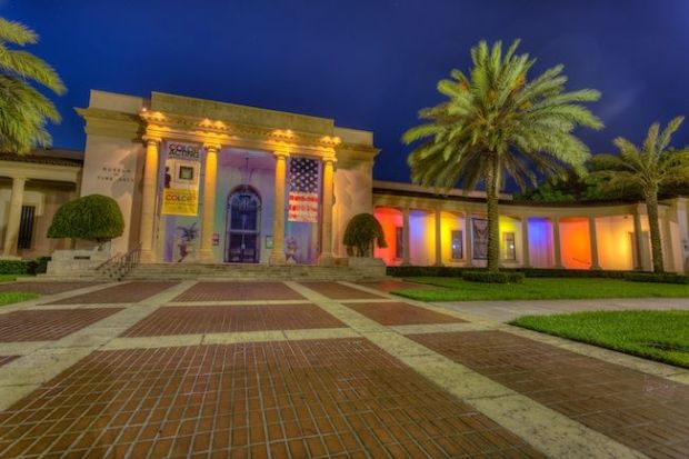 Museum of Fine Arts. St. Petersburg, Florida/ Facebook The Museum of Fine Arts is among the many museums in the area open for free this Saturday.