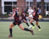 University of Tampa women's soccer vs. Columbus State University.