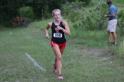 University of Tampa cross country at the UT Invitational in Dover, Fla.
