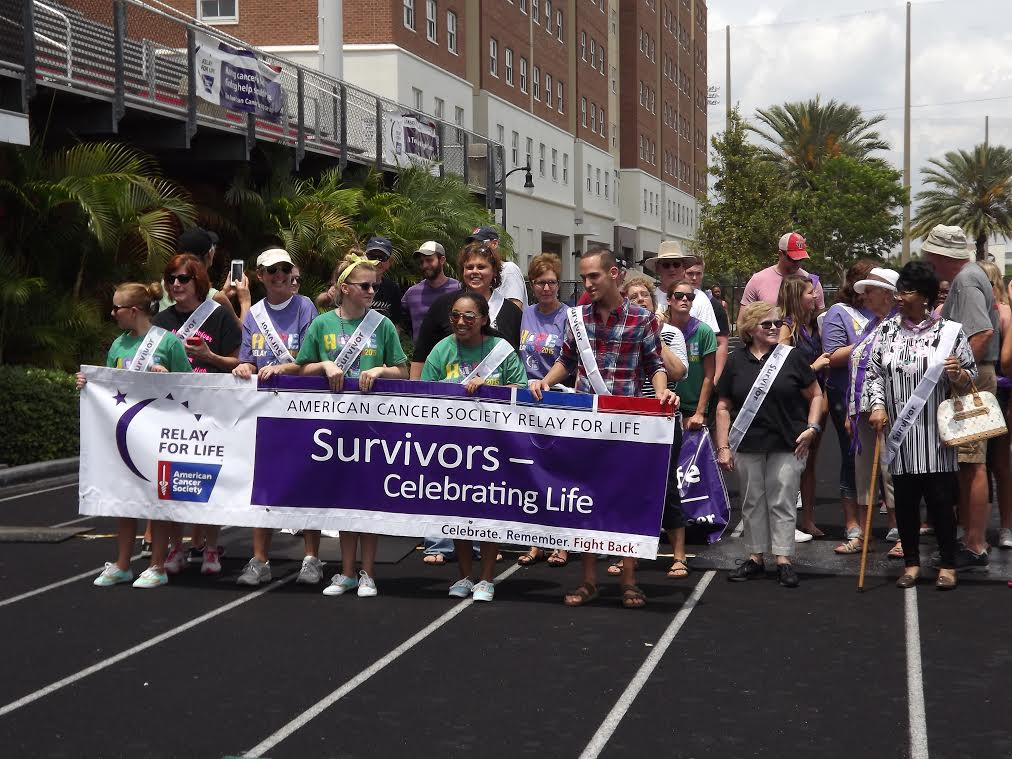 Cancer fighters ready for day-long Relay For Life event