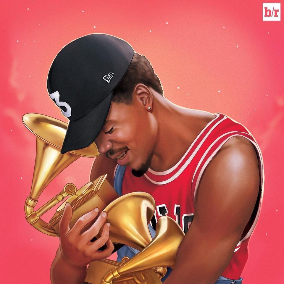 The coloring book grammy - Chance The Rapper S Grammys Kick Down Doors For Indie Rap