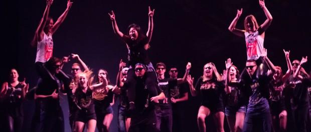 Greek Week Raises $9,560 for Relay For Life – Est  1933