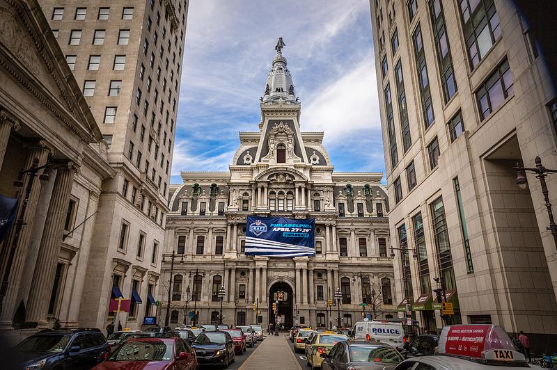 NFL Draft kicks off in Philadelphia